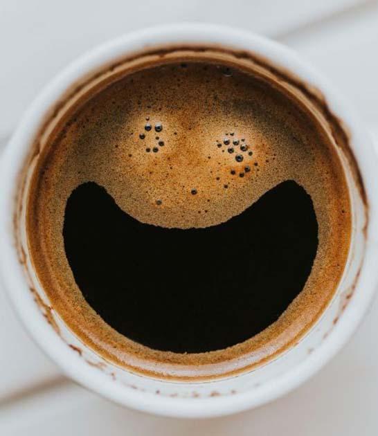Café souriant